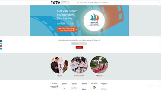 Oakville Film Festival